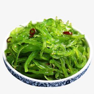 bol salade kelp