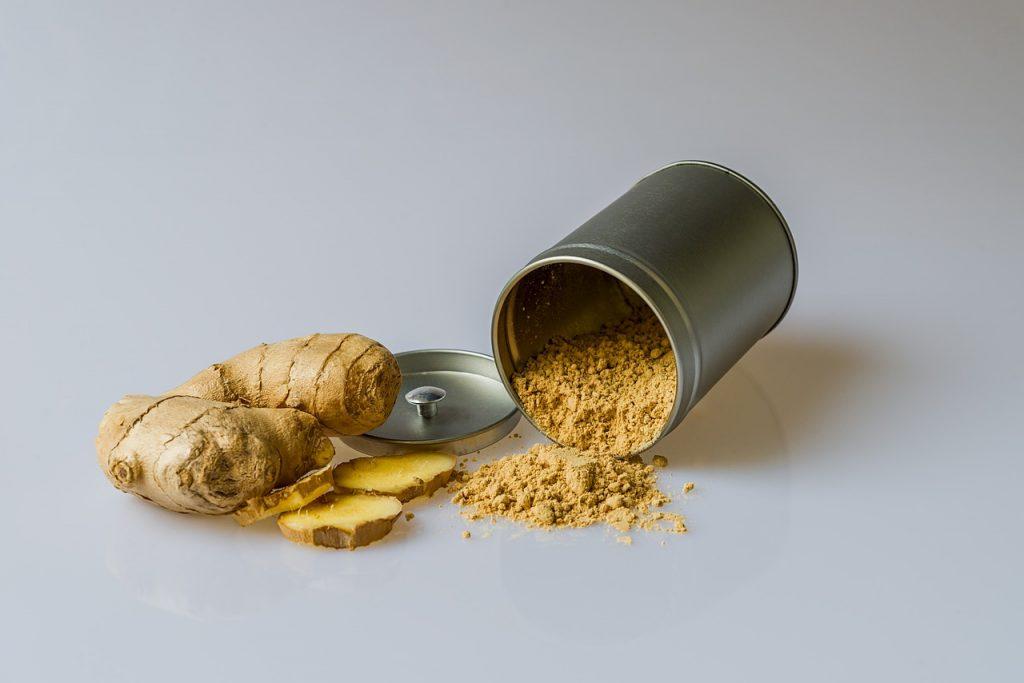 bienfaits gingembre poudre