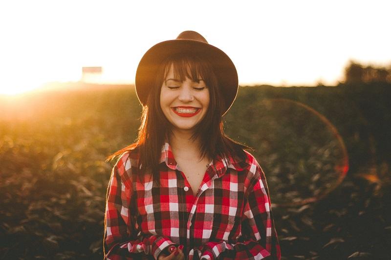 comment etre positif et heureux