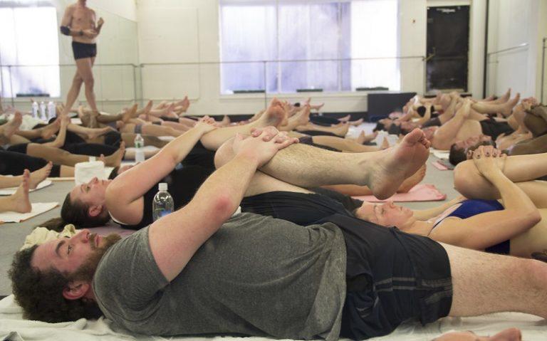 bienfaits yoga bikram sport