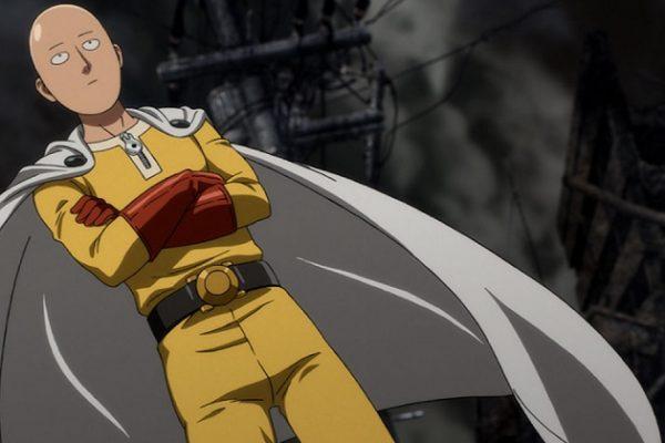 entrainement one punch man saitama