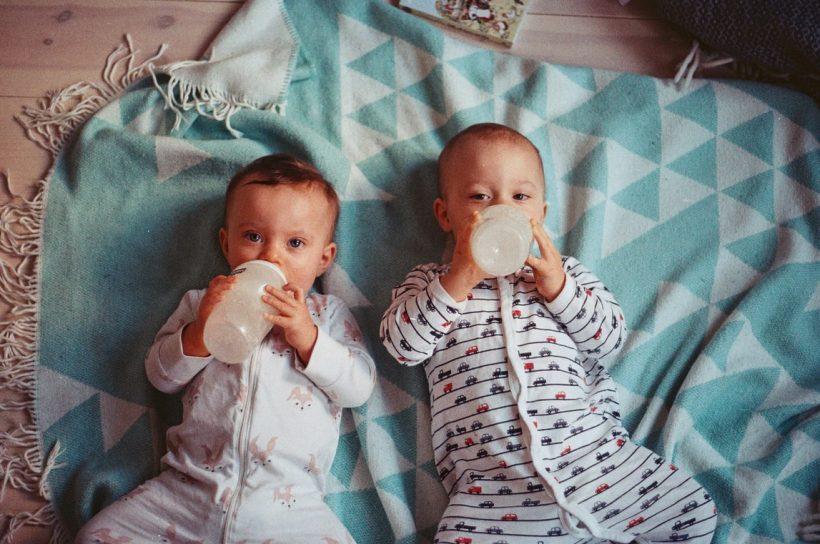 jumeaux enfants