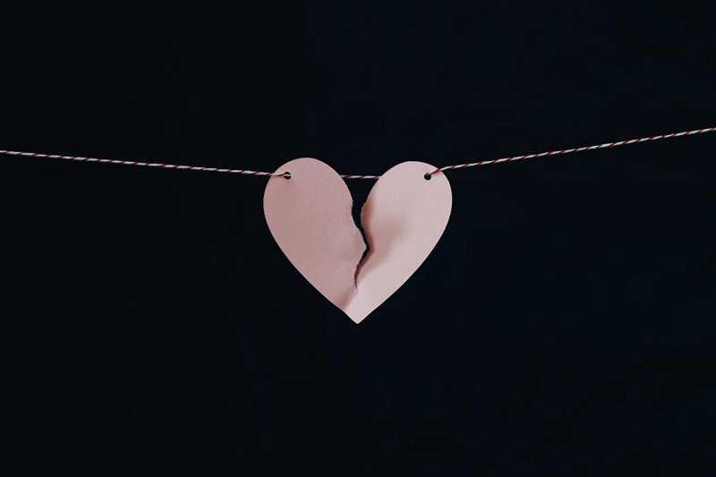 rupture amoureuse
