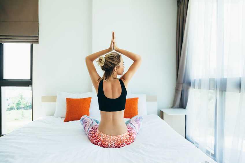 yoga soir dormir
